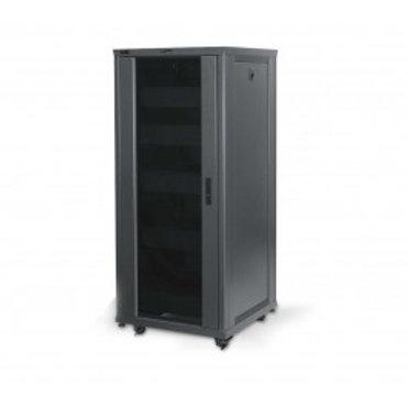 Rack Enclosure - Preconfigured, Steel, 27U