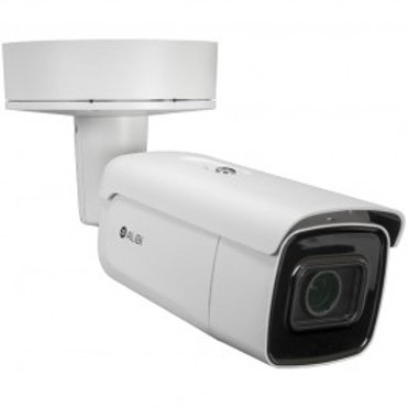 ALIBI 4.0 MEGAPIXEL 165' IR H.265+ OUTDOOR BULLET IP VARIFOCAL SECURITY CAMERA