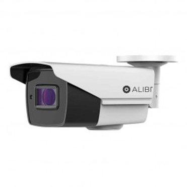 ALIBI 8MP HD-TVI/AHD/CVI/CVBS 270' IR VARIFOCAL BULLET SECURITY CAMERA