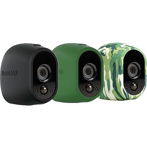 ARLO REPLACEABLE SILICONE SKINS MULTI-COLORED