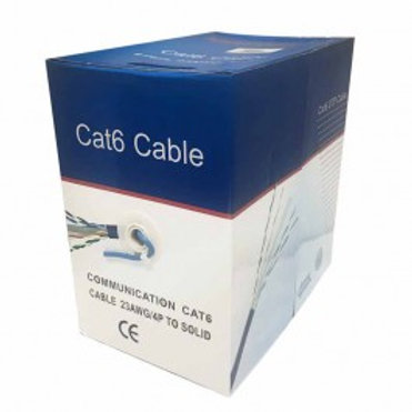 Video Cable - CAT6, 1000 ft, 550 MHz