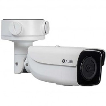 ALIBI 8 MP STARLIGHT 270' IR H.265+ IP BULLET CAMERA