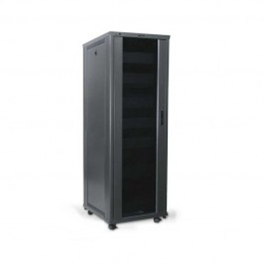 Rack Enclosure - Preconfigured, Steel, 35U