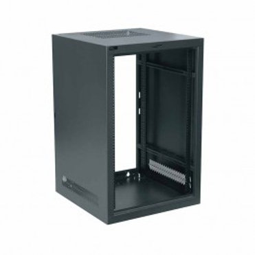 "Rack Enclosure - Multi Mount, Steel, 10RU, 20"" D"