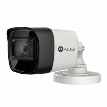 ALIBI 8MP HD-TVI/AHD/CVI/CVBS 120' IR BULLET CAMERA
