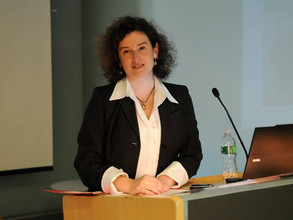 Evgenia Gorzhevsky, Head Librarian at a Large Research University
