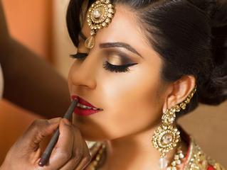 Asian Bridal Photo shoot | Kensington Gardens