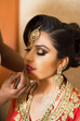 Asian Bridal Photo shoot | Kensington Gardens