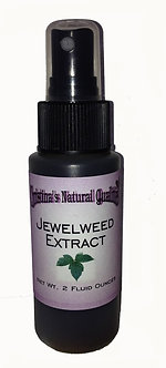 Jewelweed Extract Spritzer for Poison Ivy and Poison Oak