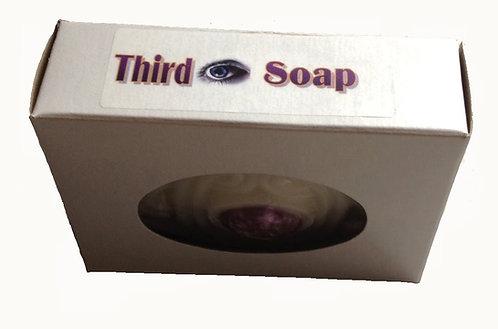 CNQ Goat's Milk Soap-Third Eye Blend