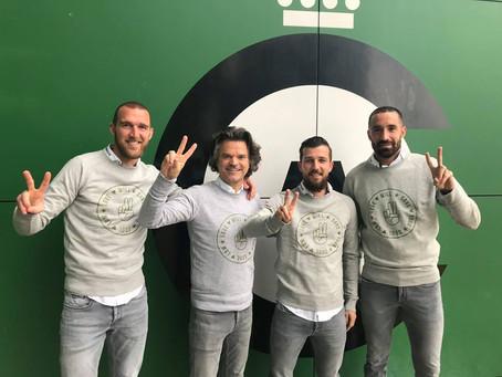 Kampioenenviering Cercle Brugge