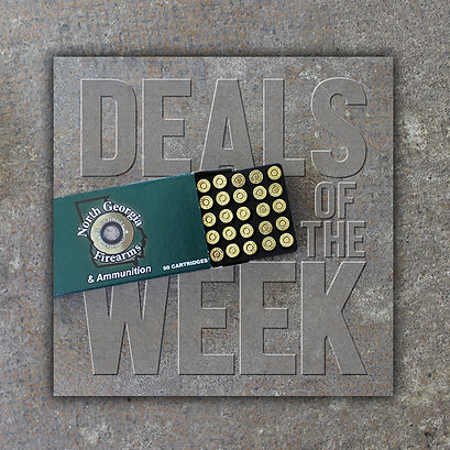 North Georgia Reloading Deals of the Week