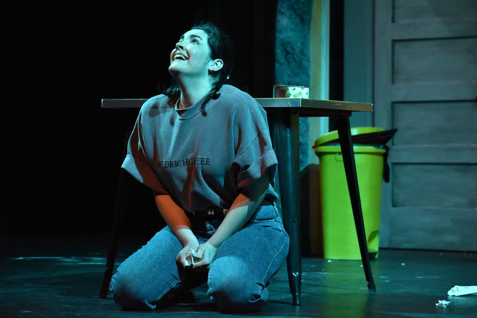 Empty the House, Curtis Opera Theatre Photo: Amanda Bottoms