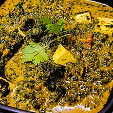 Palak Paneer Meal Box