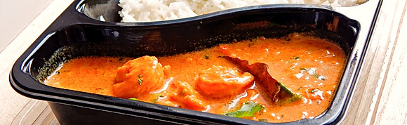 CURRY MEAL BOXES (Available 18:00 to 21:00 hrs Mon-Fri)