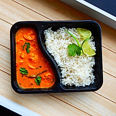 Shrimps Curry Meal Box