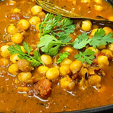 Punjabi Chana Masala Meal Box