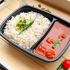 Chicken Meatballs Meal Box
