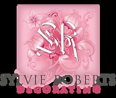 sylvie roberts decorating logo