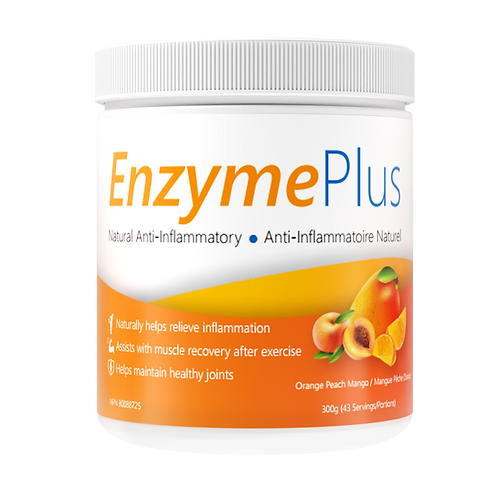 EnzymePlus | Orange Peach Mango | 50 Servings