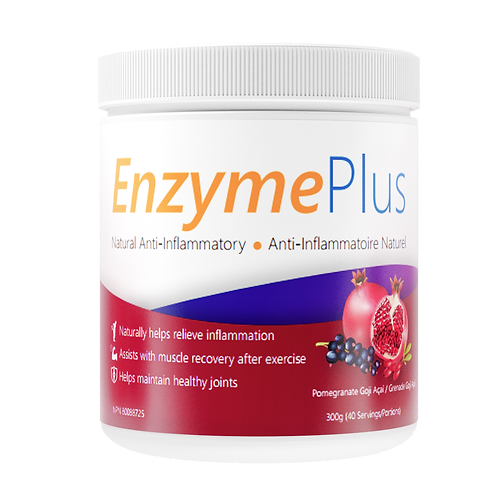 EnzymePlus | Pomegranate Goji Acai | 50 Servings
