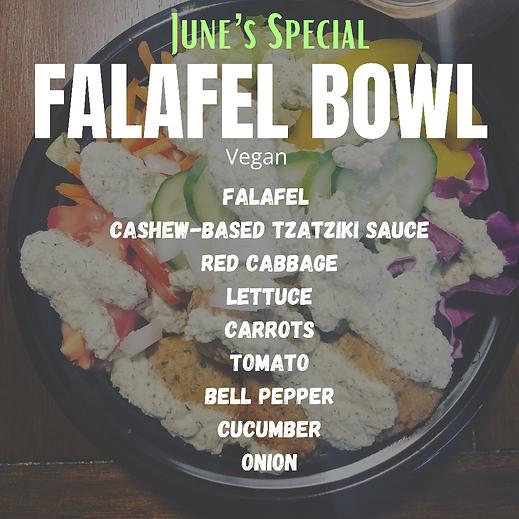 PSC Falafel Bowl pic (with ingredients).