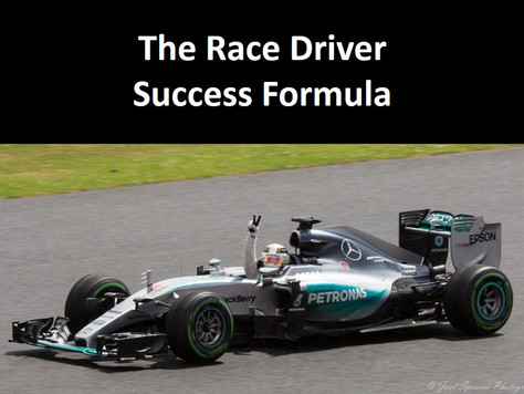 The Race Driver Success Formula - Audio