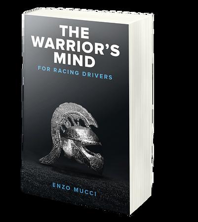 Enzo Mucci Warriors Mind Book mockup_edi