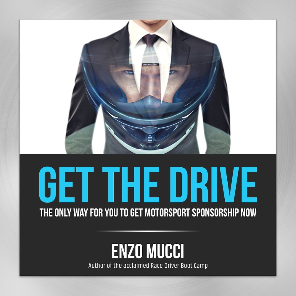Motorsport Sponsorship Enzo Mucci's Get The Drive