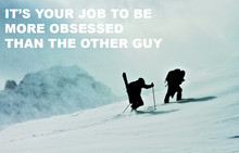 Success Tip 3 - Lesson in Obsession!