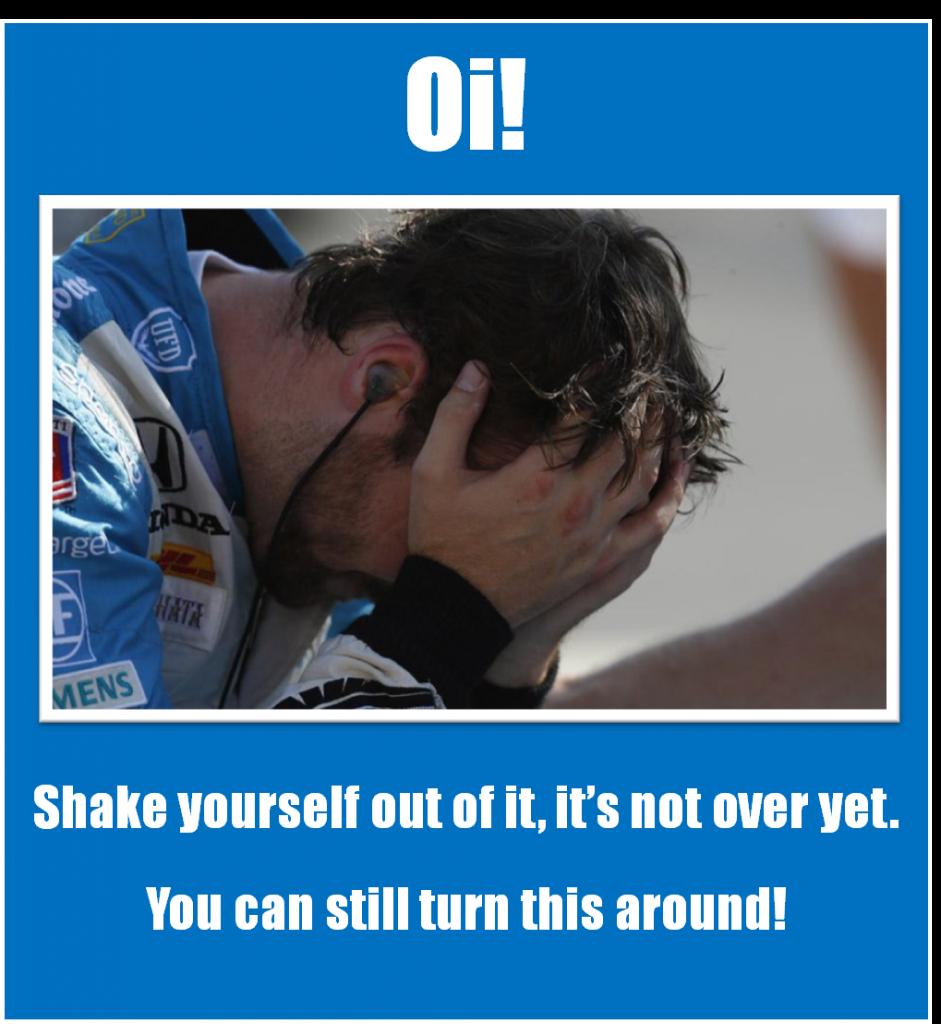 struggling drivers Enzo Mucci race driver coaching
