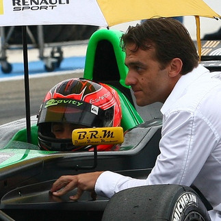 Esteban Ocon and Enzo