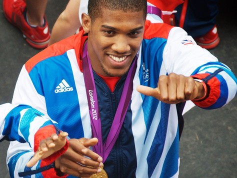 Drivers! Take Notes From The New World Champion Anthony Joshua