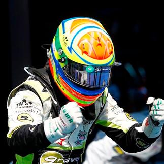 Alexander Sims GP3 win