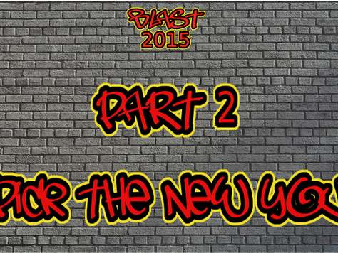 Blast into 2015. Part 2 - Pick The New You!