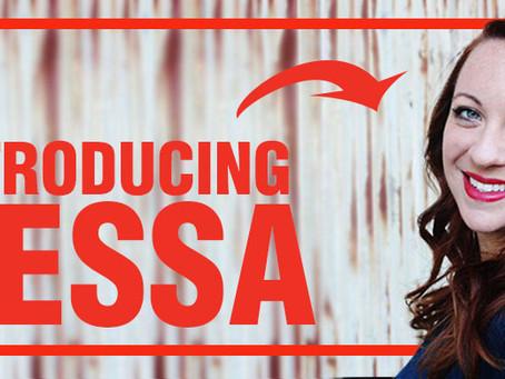 Meet The Team: Tessa May Marr
