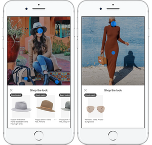 Pinterest Shop The Look Feature