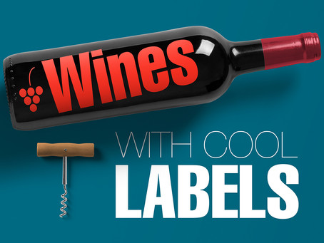 14 Wines with Cool Labels