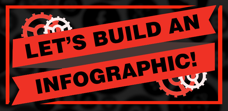how to build an infographic