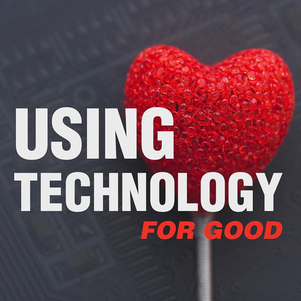 technology social media for good