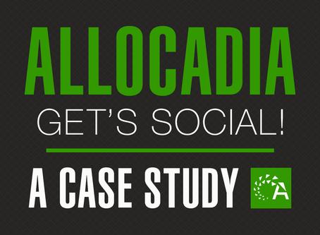 Allocadia Get's Social: A Case Study