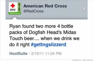 ways to fail at social media american red cross