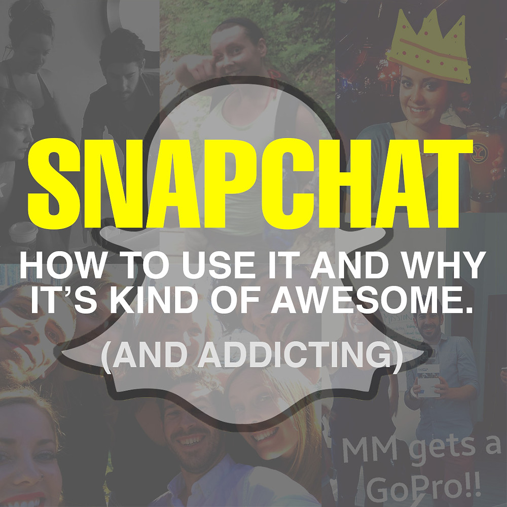 snapchat social media marketing