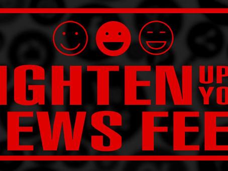 Lighten Up Your News Feed