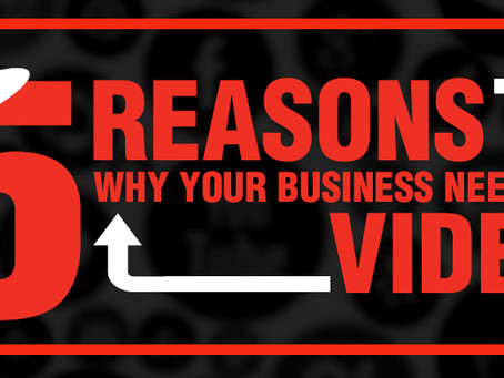 Top 5 Reasons Your Business Needs Video