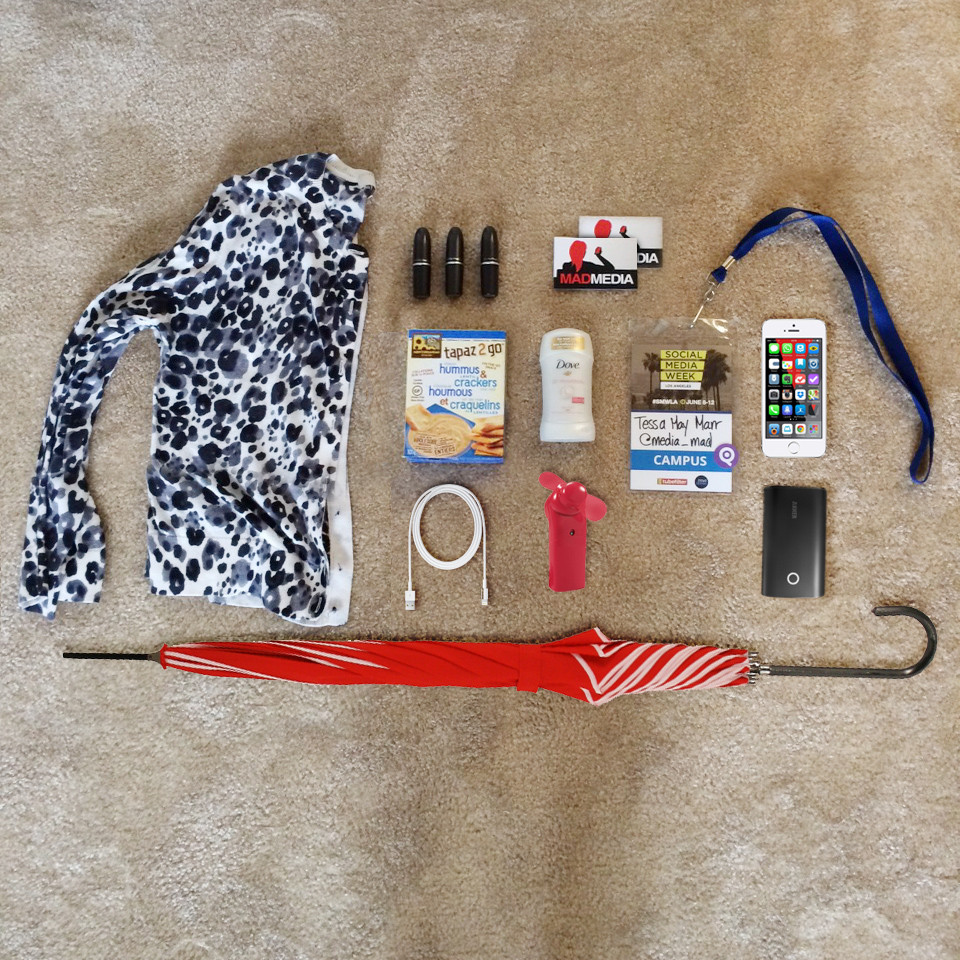 conference social media essentials