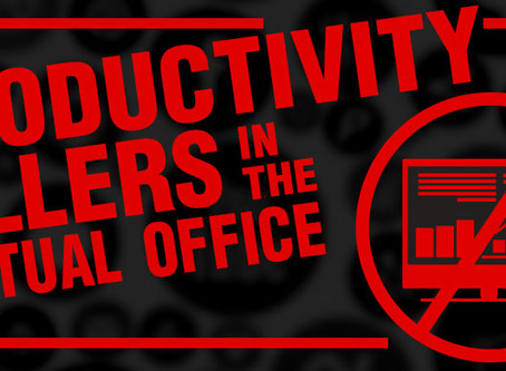Productivity Killers in a Virtual Office