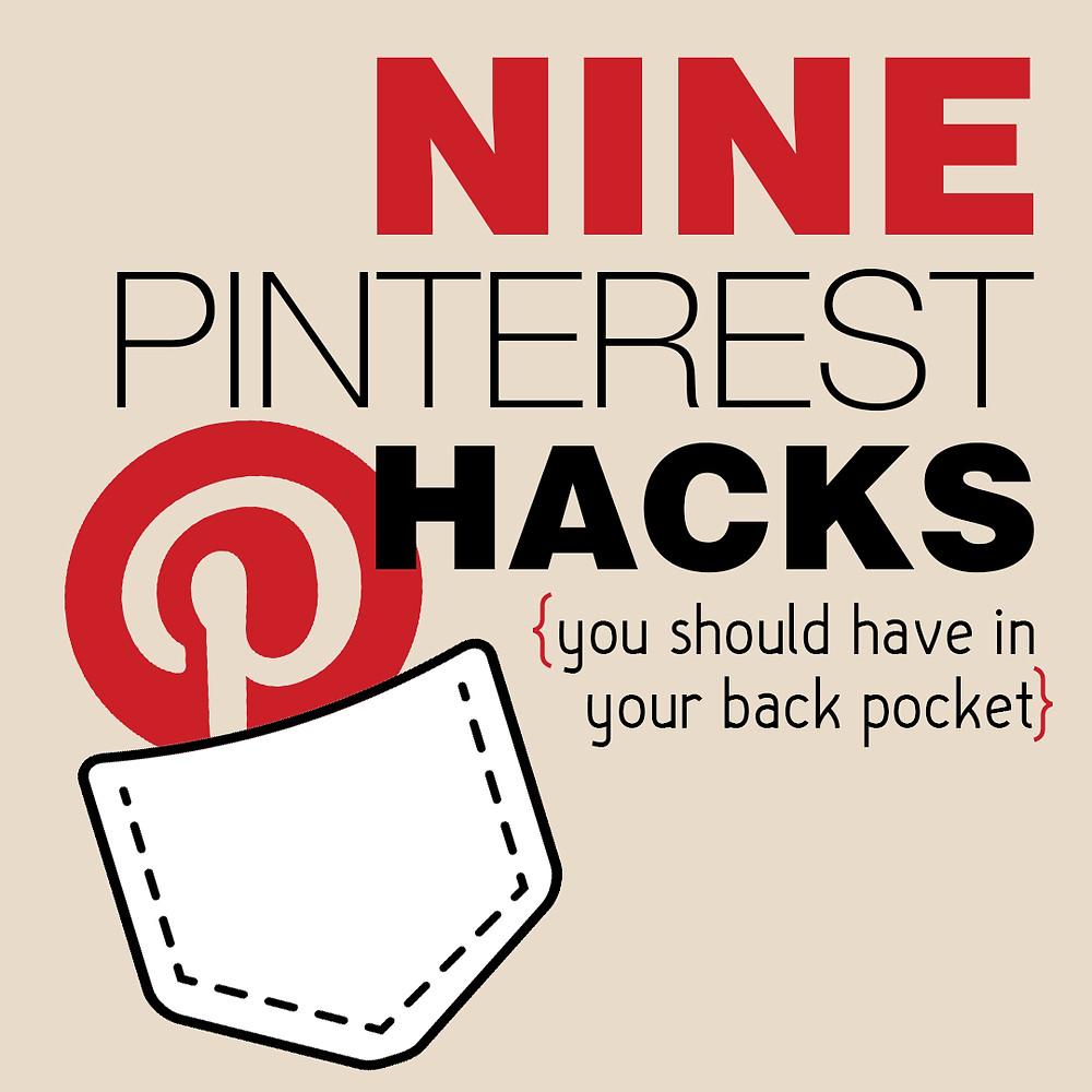 pinterest hacks social media