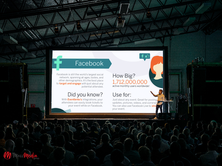 6 Reasons You Need Social Media For Your Event