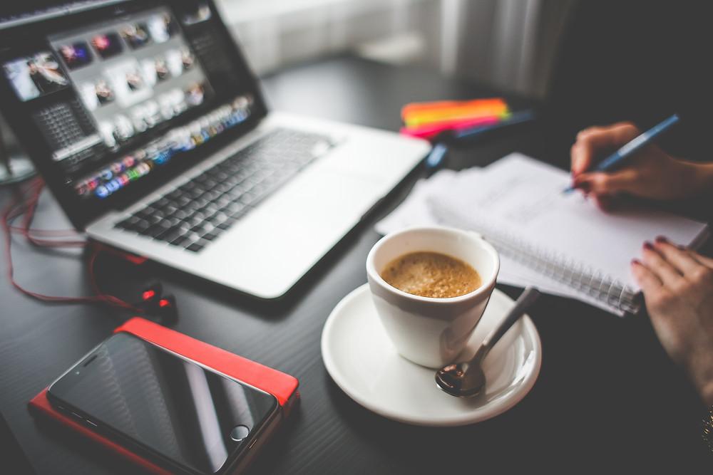 Social Media Workspace